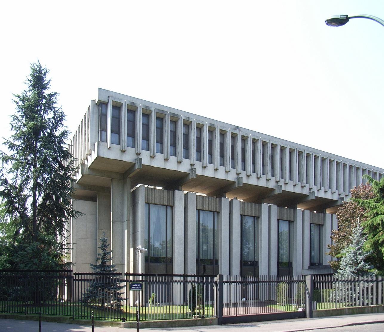 В посольстве РФ во Франции назвали частью демарша вызов российского посла