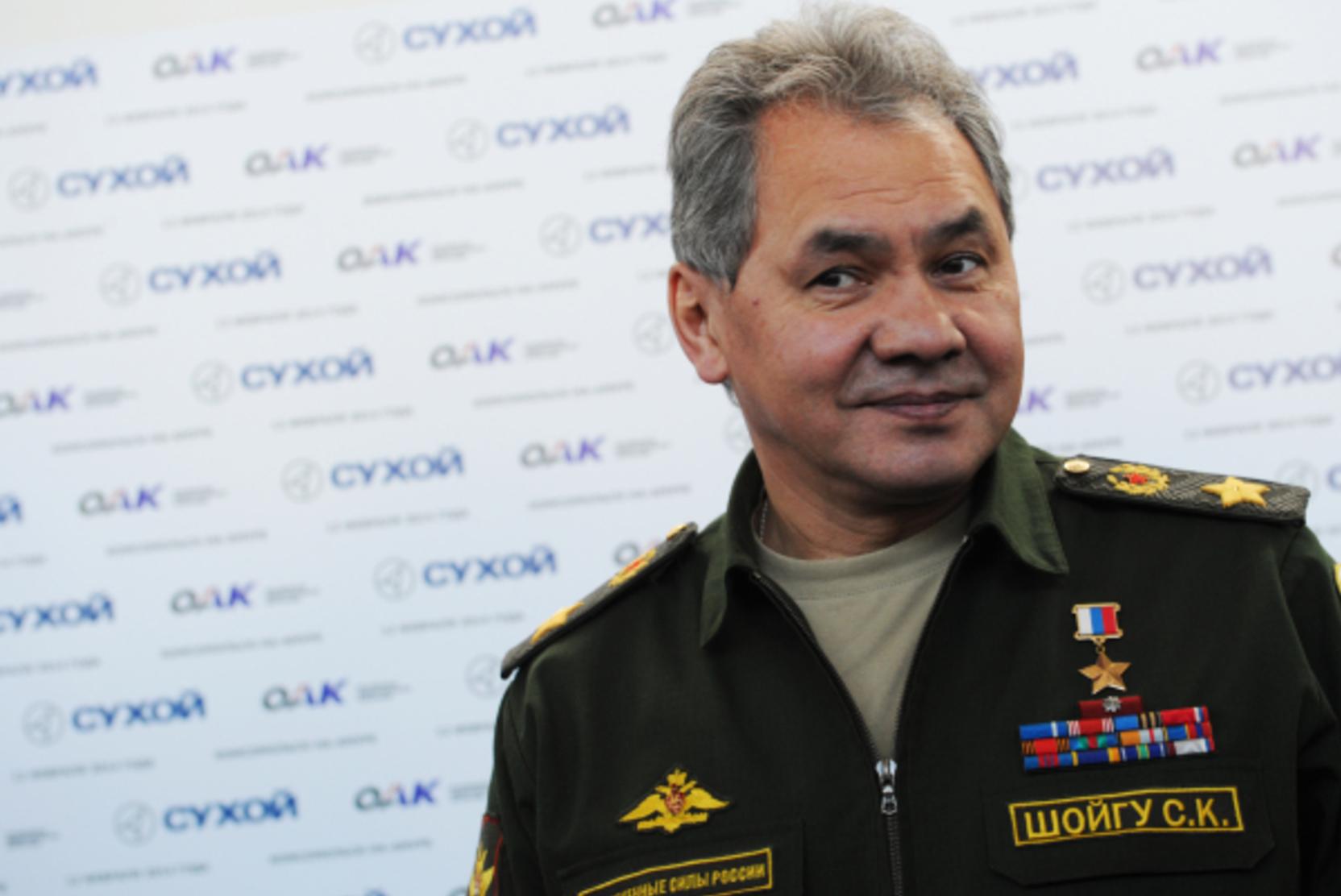 Шойгу назвал сроки создания в стране системы военных госпиталей