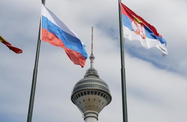 В Сербии стартовали совместные с Россией антитеррористические учения