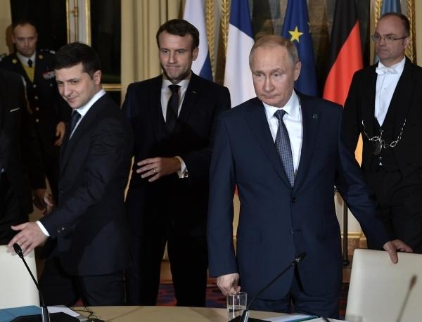 В Киеве заявили о готовности к встрече Путина и Зеленского