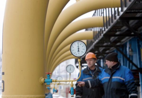 Газпром отказался бронировать допмощности по транзиту газа через Украину в октябре