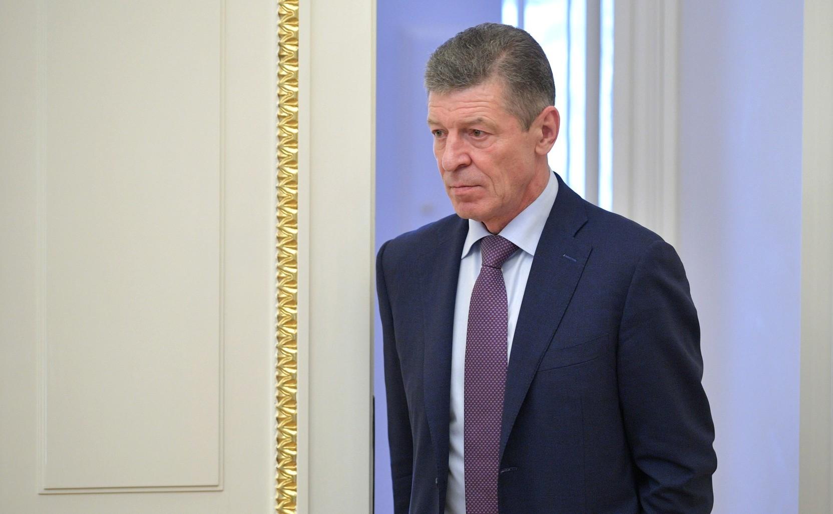 Козак допустил, что Россию вынудят защищать ее граждан в Донбассе