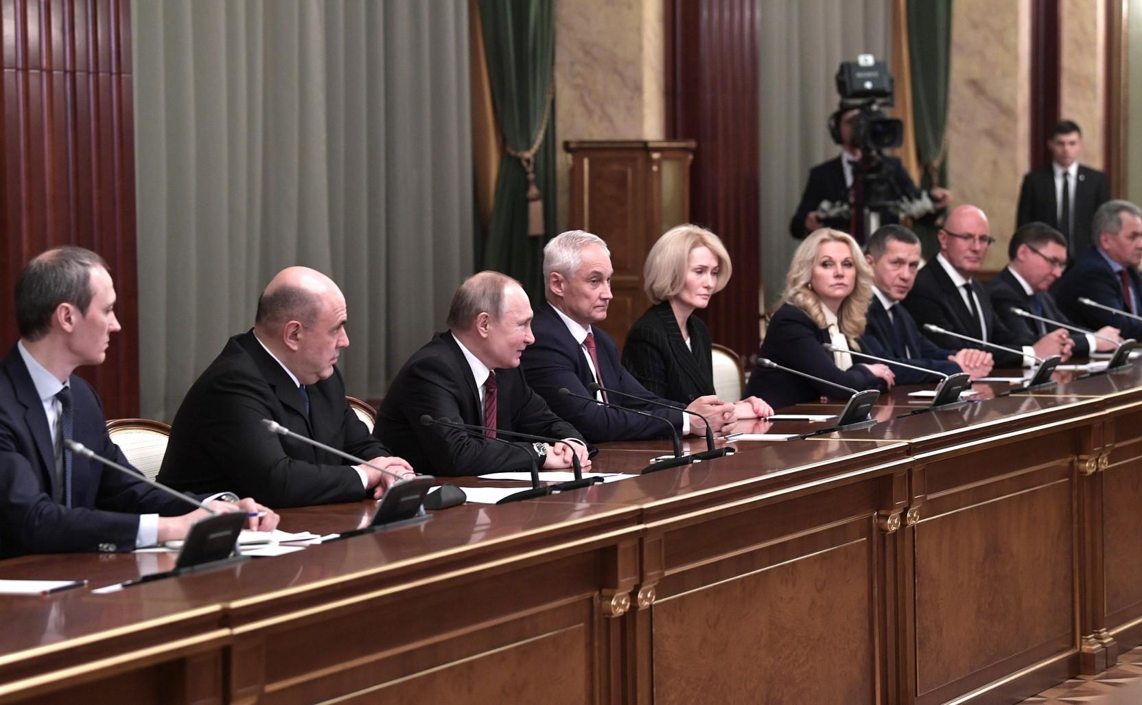 Правительство РФ поддержало законопроект о регулировании IT-гигантов
