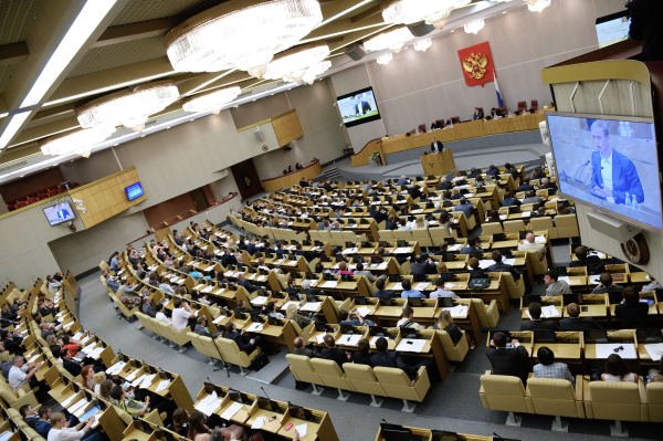 Госдума приняла закон о кредитных каникулах в условиях коронавируса