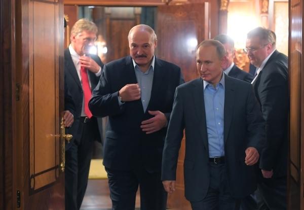 Стало известно о новых договоренностях президентов Путина и Лукашенко