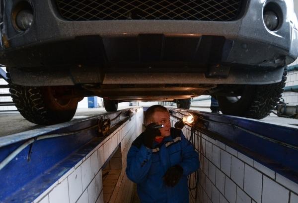 МВД предложило сделать добровольным техосмотр легковых автомобилей