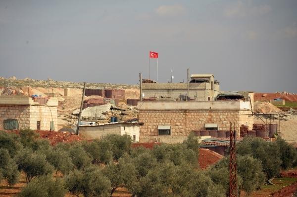 Турция заявила о ракетном обстреле с сирийской стороны