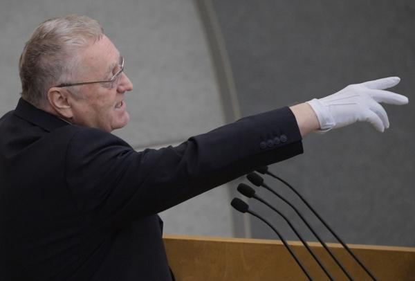 Жириновский предложил конфисковывать машины у злостных нарушителей ПДД