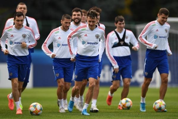 РФС объявил полный список фан-зон сборной России на Евро-2020