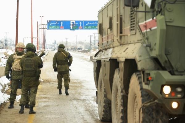 Российская авиация ликвидировала около 200 боевиков в Сирии