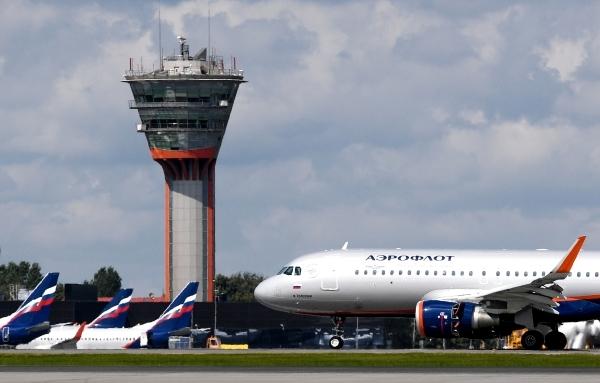 Самолет вернулся в Шереметьево из-за отказа датчика