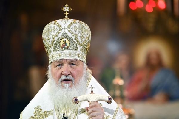 Патриарх Кирилл поздравил представителей иных церквей с Воскресением Христовым