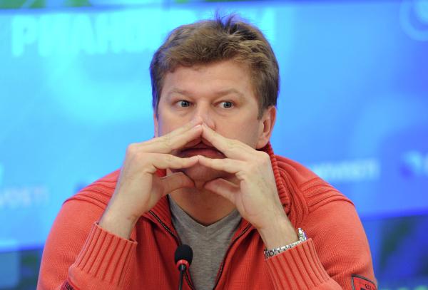 Губерниев ответил на критику Уткина