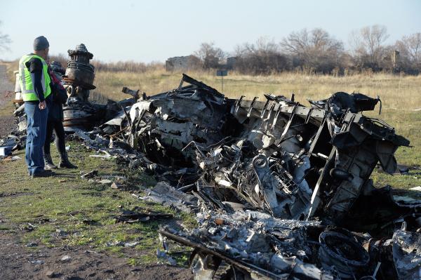 Генпрокуратура России обвинила Украину в крушении Boeing MH17