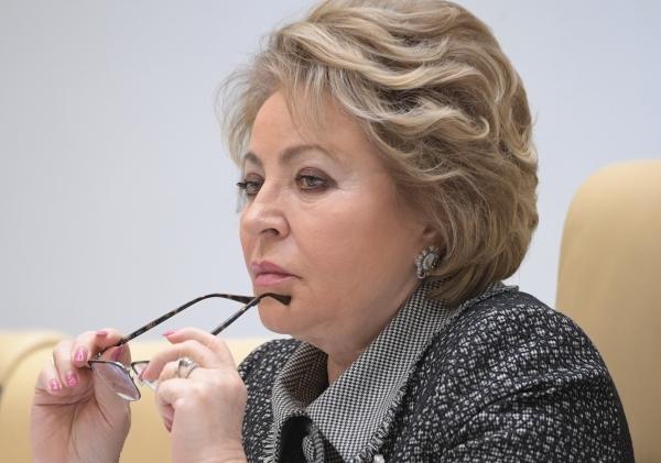 Матвиенко объяснила значимость послания президента
