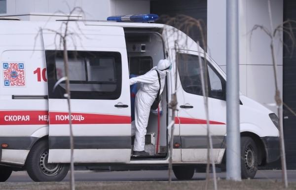 За последние сутки в России обнаружили 16 643 случаев COVID-19