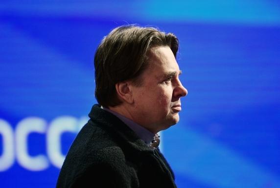Эрнст объяснил проблемы с трансляцией Олимпийских Игр в Крыму