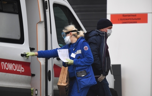 Врачи зафиксировали 20 обращений пострадавших после протестов в Москве