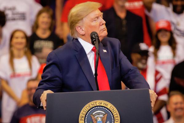 Трамп прокомментировал возможность своего участия в следующих выборах президента США