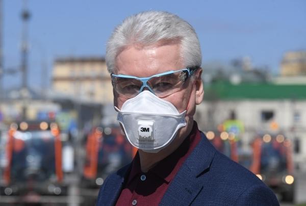 Собянин назвал сроки возвращения Москвы к обычной жизни после пандемии