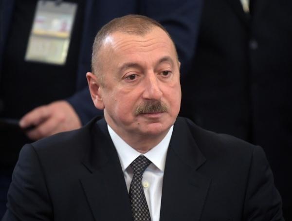 Песков подтвердил подготовку визита Алиева в Россию