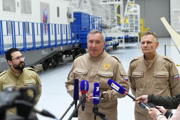 Рогозин: Воздух может утекать с МКС через американские приборы
