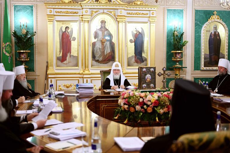 В РПЦ назвали своевременной разработку конвенции о защите прав верующих