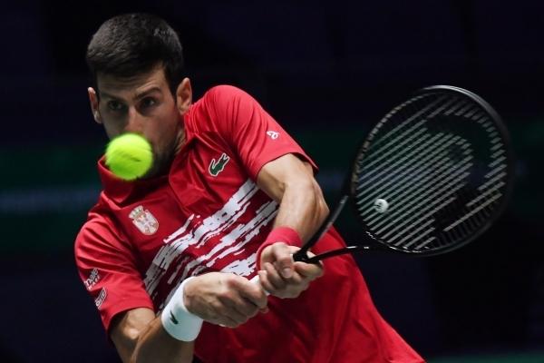 Теннисист Джокович вышел в финал Roland Garros