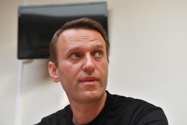 Навального задержат у трапа самолета по прилёте в Москву