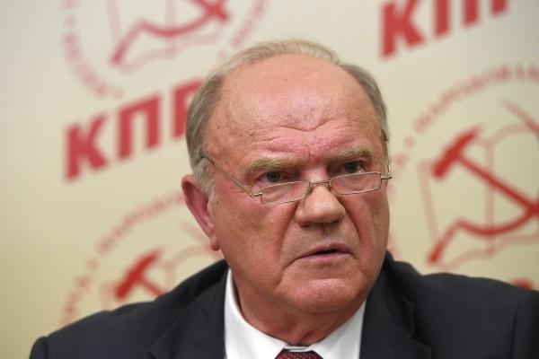 Харакири для Зюганова. Кому выгодна смена руководства КПРФ