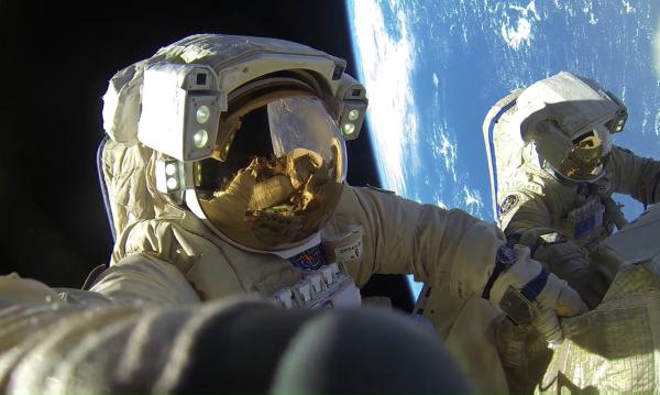 На МАКС-2021 представят прототип российского скафандра для космонавтов