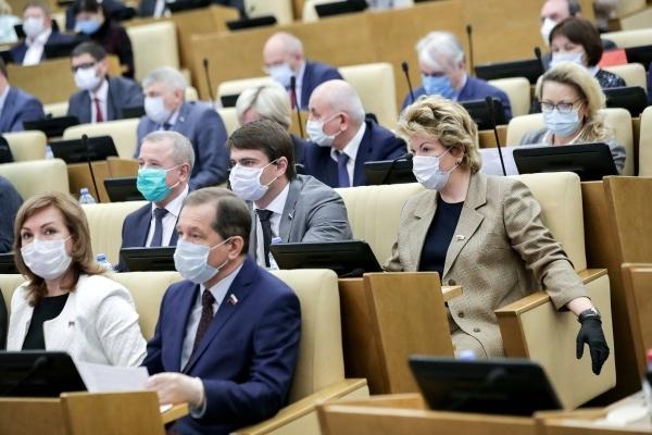 В Госдуме предложили запретить избираться депутатами лицам, причастным к экстремистским организациям