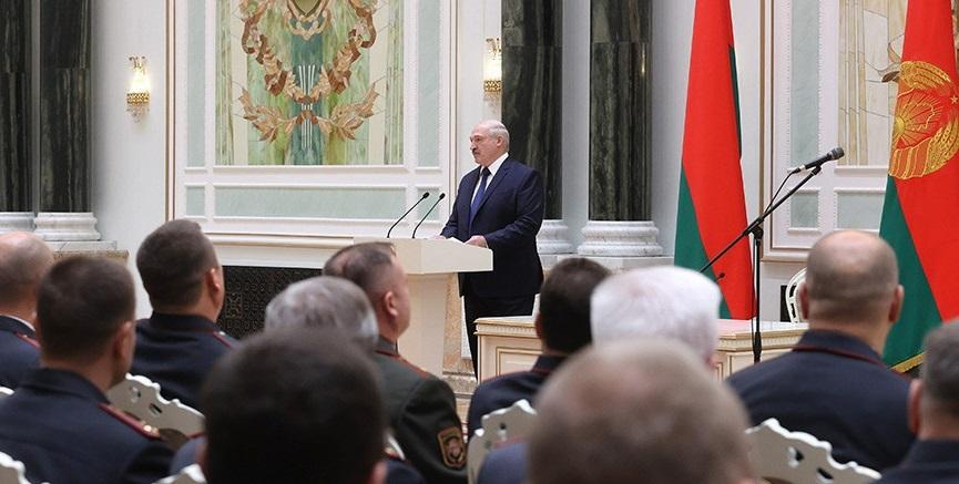 Лукашенко разрешил ограничивать работу связи в случае угрозы безопасности