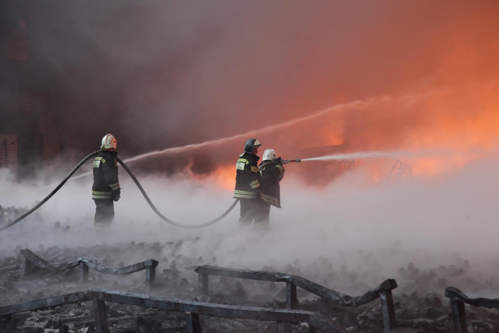 Стала известна причина пожара на НПЗ в Комсомольске-на-Амуре