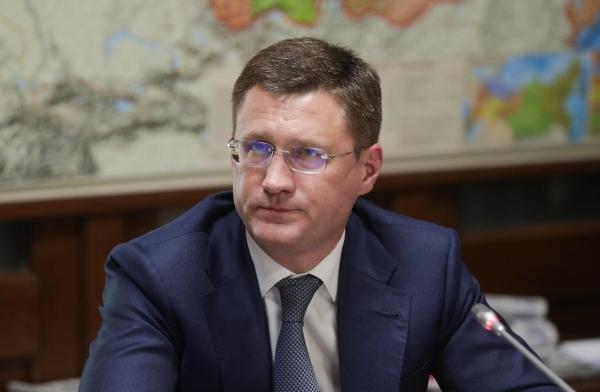 Новак назвал сроки окончания строительства Северного потока-2