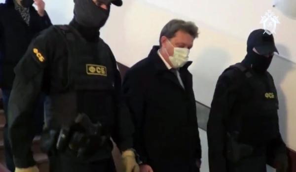 СК передал дело мэра Томска Кляйна в прокуратуру