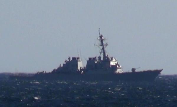 СМИ: американские эсминцы зайдут в Черное море 14-15 апреля