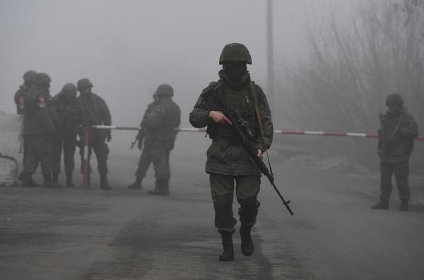 В ЛНР сообщили о подрыве на мине автомобиля с военными ВСУ