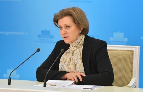 Роспотребнадзор: В РФ обнаружены 1424 мутации коронавируса