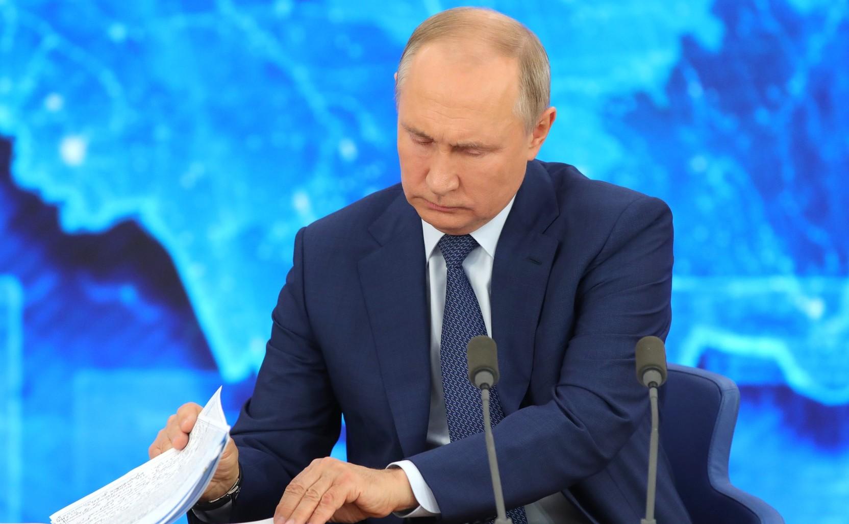Пожизненный срок Путина. Политолог оценил список президентов Жириновского