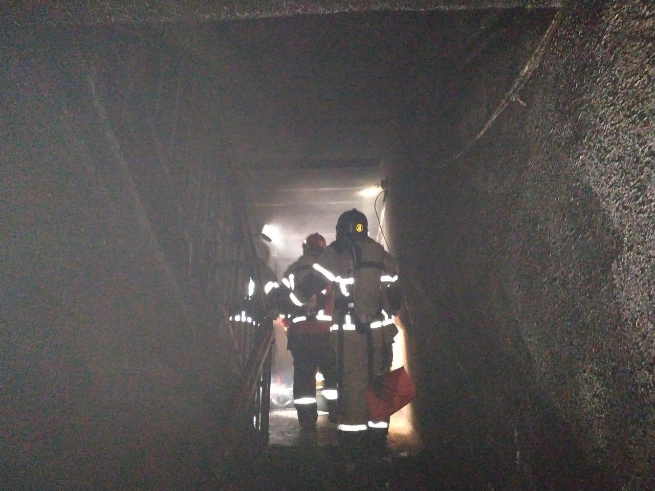 Пять человек погибли при пожаре в Хабаровске