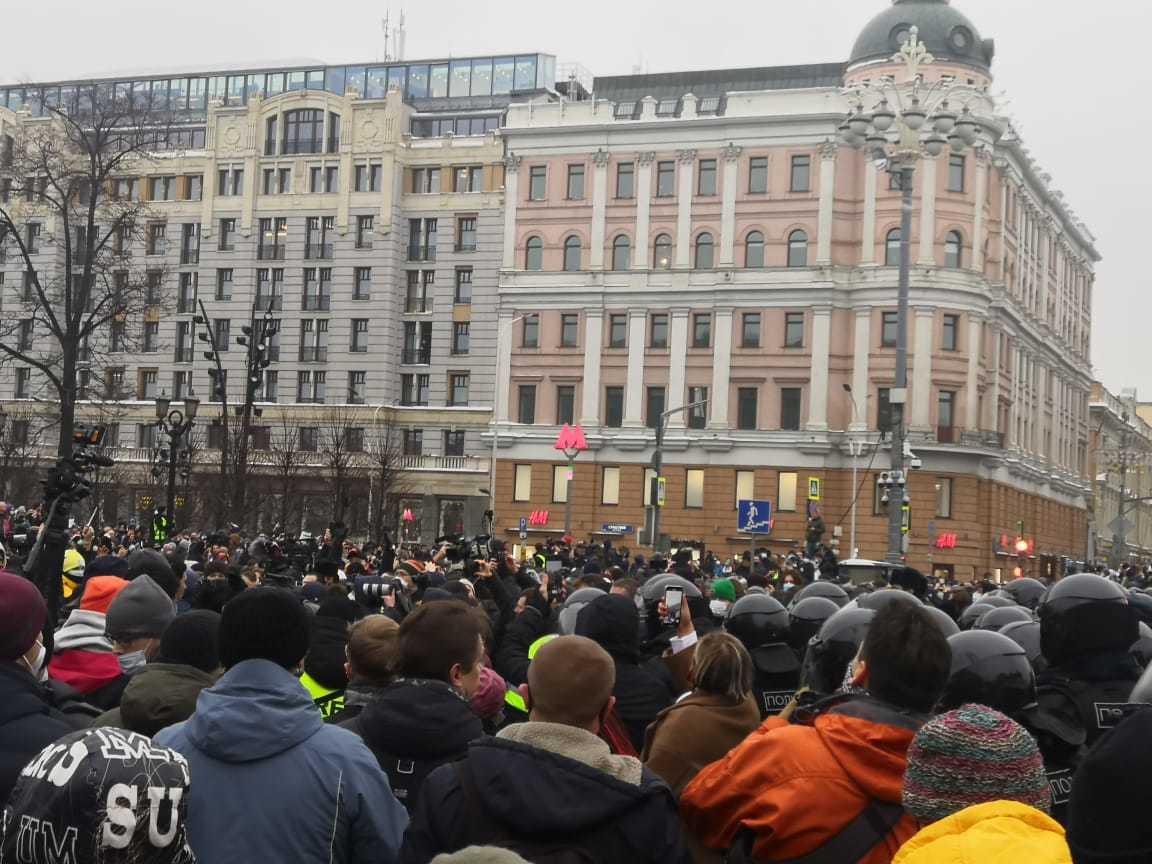 Объявлена дата нового митинга в поддержку Навального