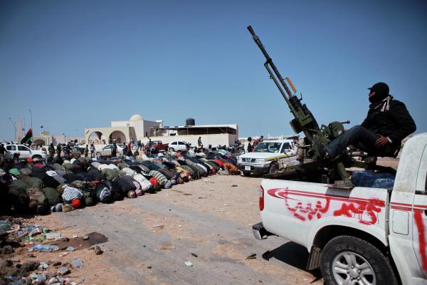 Социолог Максим Шугалей рассказал RT Arabic о жизни в ливийском плену