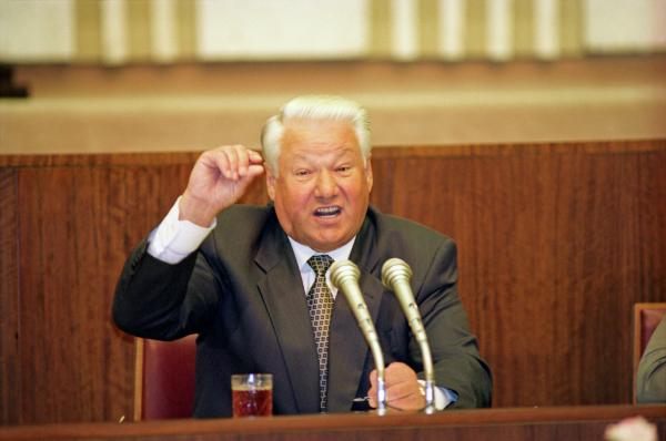Ельцина пытались арестовать из-за развала СССР
