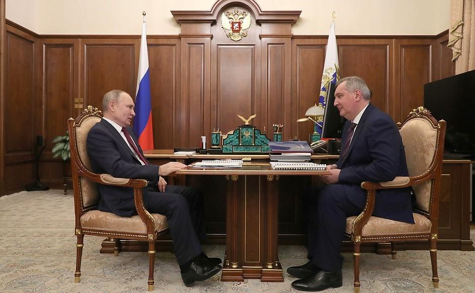 Рогозин анонсировал возобновление исследования Луны в 2021 году
