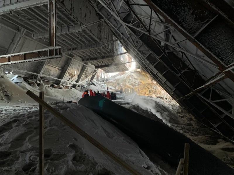 Следователи задержали директора обогатительной фабрике в Норильске