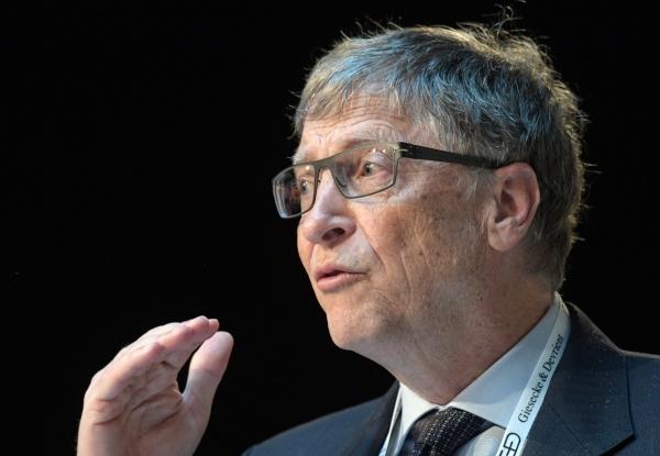 Непростой период: дочь Билла Гейтса прокомментировала развод родителей