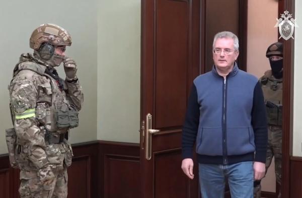 Экс-губернатора Пензенской области Белозерцева оставили в СИЗО до 20 августа