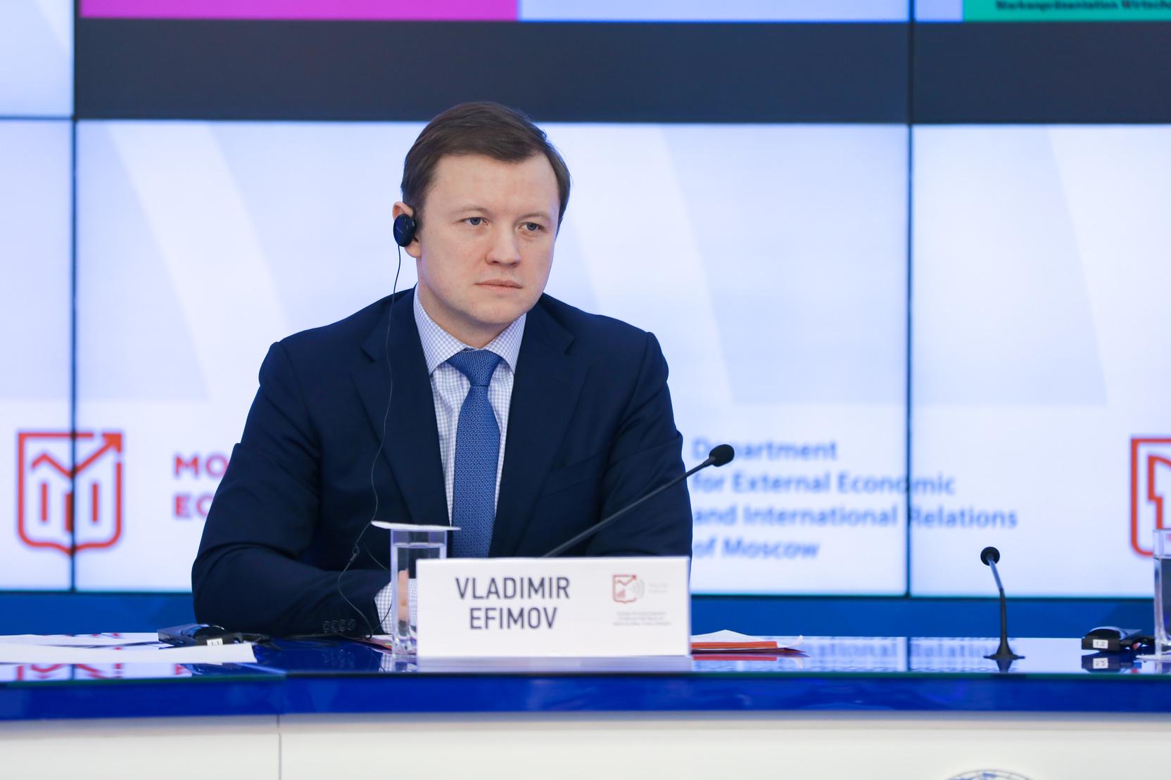 Вице-мэр Ефимов: пандемия изменила потребительское поведение москвичей