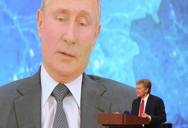 Песков подтвердил отказ от совместной пресс-конференции Путина и Байдена